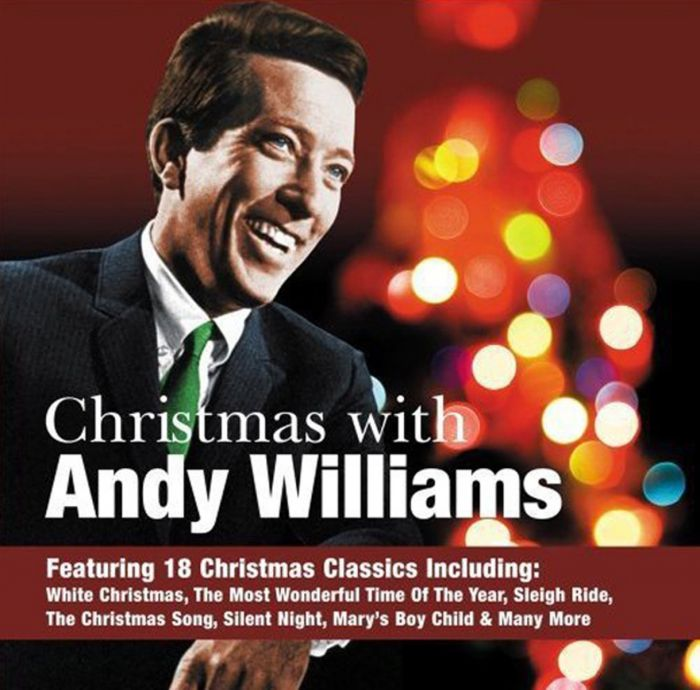 Andy Williams Christmas.Andy Williams Christmas With